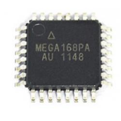 ATMEGA168A-AU MCU 8BIT 16KB...