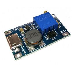 Micro USB DC-DC boost 2A...