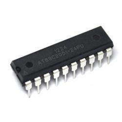 AT89C2051-24PU PDIP-20