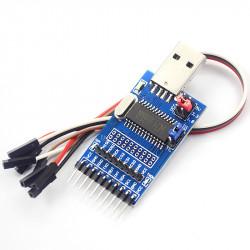 CH341A USB to UART/SPI/I2C