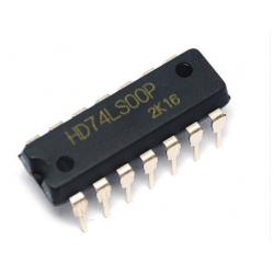 74LS00 HD74LS00P