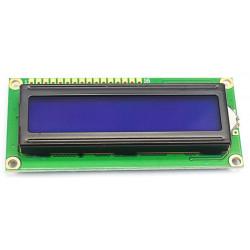 LCD1602 Blue 3.3v 80x36mm