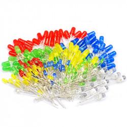 3mm 5mm LED multiple colors