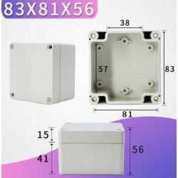 83x81x56mm waterproof...