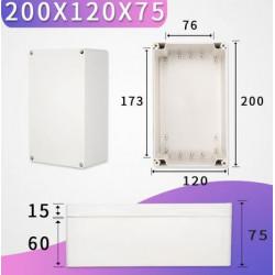 200x120x75mm waterproof...