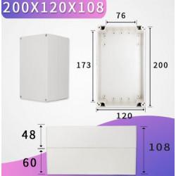 200x120x108mm waterproof...