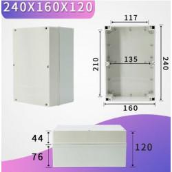 240x160x120mm waterproof...